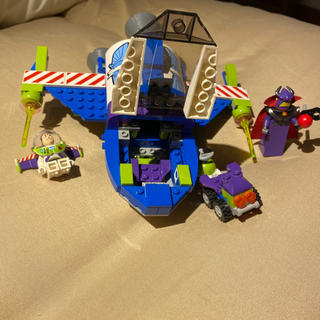 Lego - レゴ (LEGO)トイ・ストーリー バズのスターコマンドスペースシップ 7593