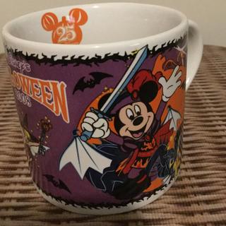 ディズニー(Disney)の東京ディズニーランド 25周年 スーベニアカップ(キャラクターグッズ)
