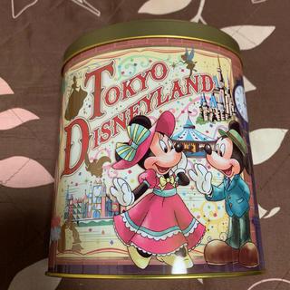 ディズニー(Disney)のディズニー 缶(キャラクターグッズ)