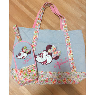 ディズニー(Disney)のディズニー♡マザーズバッグ&哺乳瓶ケース(マザーズバッグ)