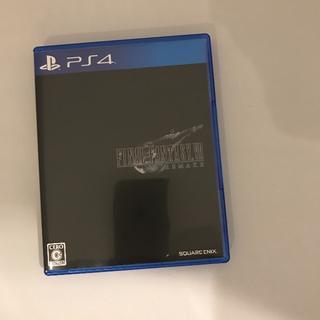 プレイステーション4(PlayStation4)のファイナルファンタジー7 リメイク PS4 FF 7 Ⅶ FINALFANTAS(家庭用ゲームソフト)