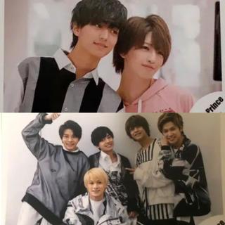 ジャニーズ(Johnny's)のKing&Prince キンプリ 永瀬廉 平野紫耀  岩橋玄樹 公式写真(アイドルグッズ)