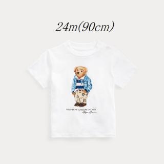 ラルフローレン(Ralph Lauren)のRalph Lauren ラグビー ベア コットン Tシャツ 24m(Tシャツ/カットソー)