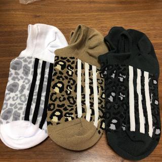 アディダス(adidas)の☆新品 adidas ソックス(ソックス)