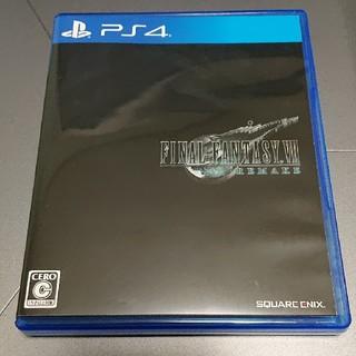 プレイステーション4(PlayStation4)のファイナルファンタジーVII リメイク ff7リメイク(家庭用ゲームソフト)
