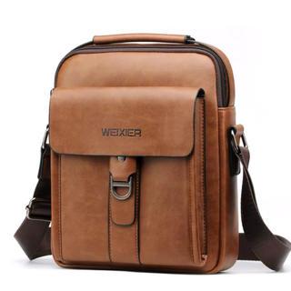 メンズビジネスバッグ ビジネストートバッグ ショルダーバック大容量 (ショルダーバッグ)
