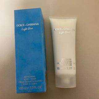 ドルチェアンドガッバーナ(DOLCE&GABBANA)のDolce & Gabbana Light Blue ボディクリーム(ボディクリーム)
