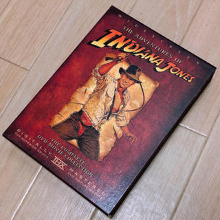 ディズニー(Disney)のインディジョーンズ コンプリート DVD 4枚セット ムービーコレクション (外国映画)