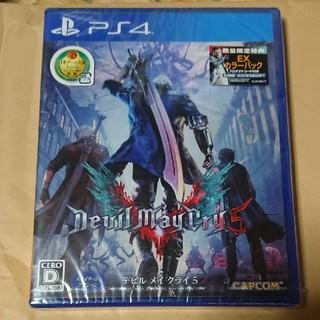 プレイステーション4(PlayStation4)のデビル メイ クライ 5 PS4(家庭用ゲームソフト)