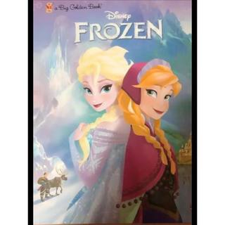 ディズニー(Disney)のアナと雪の女王 ディズニー絵本(英語)(絵本/児童書)