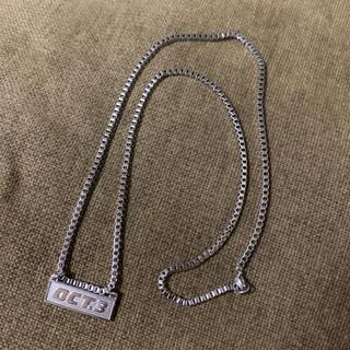 oct.3 ネックレス シルバー(ネックレス)