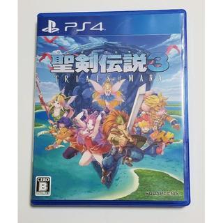 プレイステーション4(PlayStation4)の聖剣伝説3【PS4】ラビのアクセサリーコード未使用(家庭用ゲームソフト)