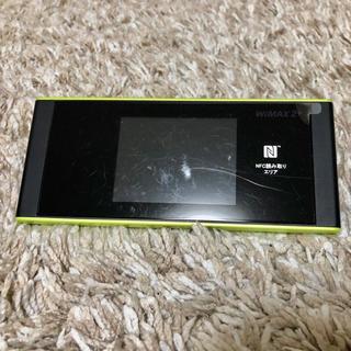 Speed Wi-Fi NEXT W05 ポケットWi-Fi