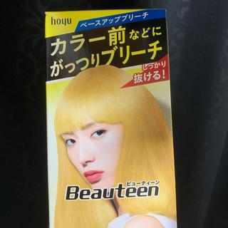 ホーユー(Hoyu)のhoyu♡ブリーチ剤♡新品未使用(ブリーチ剤)