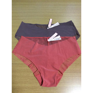 Victoria's Secret - ヴィクトリアシークレット ショーツ2枚 ラクマパック