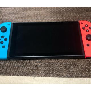 Nintendo Switch - switch本体+スプラトゥーン2