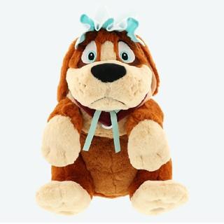ディズニー(Disney)の✨ディズニーリゾート限定✨ピーターパン 犬 ナナ ぬいぐるみ(キャラクターグッズ)