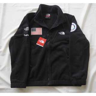Supreme The North Face Fleece Jacket