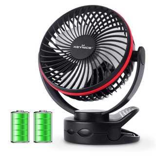 扇風機 usb 卓上 充電式 ミニ 強風(その他)