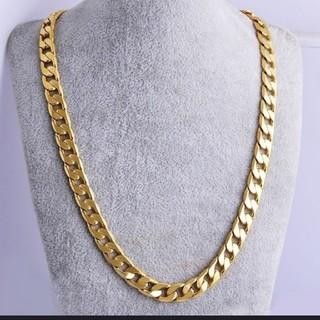 18K ゴールドネックレス(ネックレス)