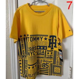 トミーヒルフィガー(TOMMY HILFIGER)のTommy Hilfiger カラーロゴプリントTシャツ サイズ 7(Tシャツ/カットソー)