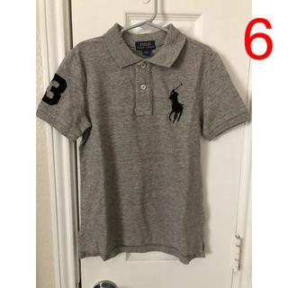 ポロラルフローレン(POLO RALPH LAUREN)のRalph Lauren ビッグポニー ポロシャツ キッズサイズ6(Tシャツ/カットソー)