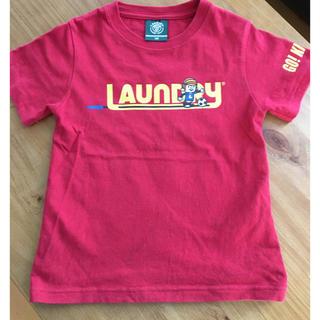 LAUNDRY - ランドリー Tシャツ 120センチ 美品