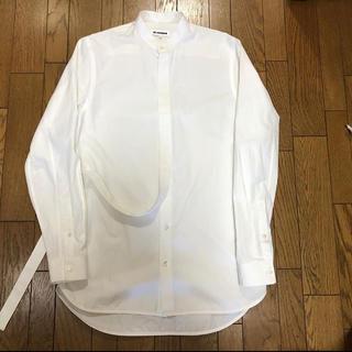 Jil Sander - jil sander 19ss シャツ サイズ37 店舗スタッフ制服
