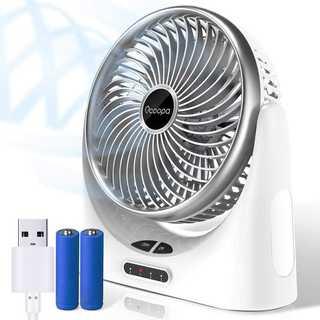卓上扇風機 OCOOPA 扇風機 小型 USB(その他)