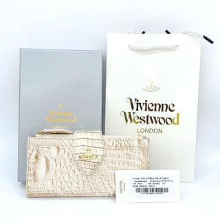 ヴィヴィアンウエストウッド(Vivienne Westwood)のヴィヴィアン ウエストウッド Vivienne 新品 正規品 クロコ レザー(財布)