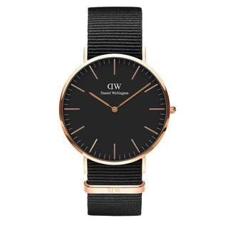 Daniel Wellington - 【40㎜】ダニエル ウェリントン腕時計 DW00100148〈3年保証書付き〉