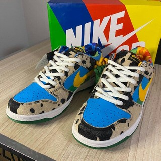 NIKE - 27cm Nike Dunk Low Ben Jerry's SB 3244