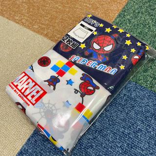 MARVEL マーベル ボクサーパンツ 120サイズ 2枚入 スパイダーマン(下着)