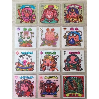 【ハシクレ様専用】ビックリマン12枚(カード)