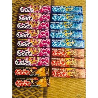 ユーハミカクトウ(UHA味覚糖)のまなみ様専用 ホットアイマスク ぷっちょ 17本 UHA味覚糖 まとめ売り(菓子/デザート)