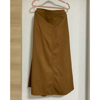 サマンサモスモス(SM2)のSM2 サマンサモスモス ブラウン ロングスカート(ロングスカート)