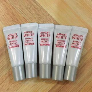 アスタリフト(ASTALIFT)の5本セット アスタリフト ホワイトエッセンスインフェルト(美容液)
