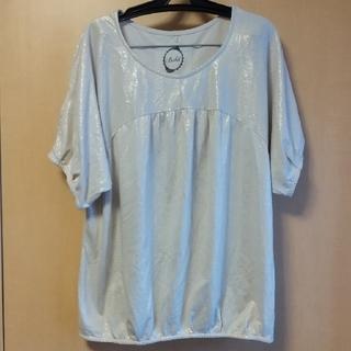 フェリシモ(FELISSIMO)の半袖トップス M ⑯(カットソー(半袖/袖なし))