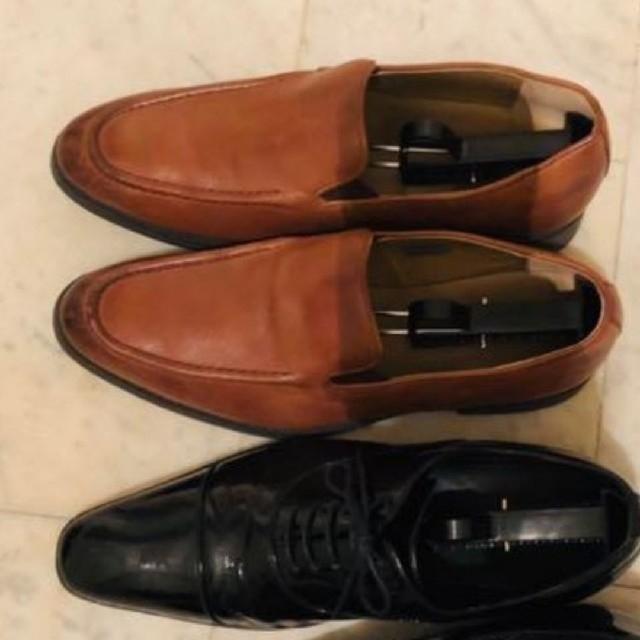 REGAL(リーガル)のシューキーパー(シューツリー)新品未使用4足分セット 革靴 24cm〜30cm メンズの靴/シューズ(ドレス/ビジネス)の商品写真