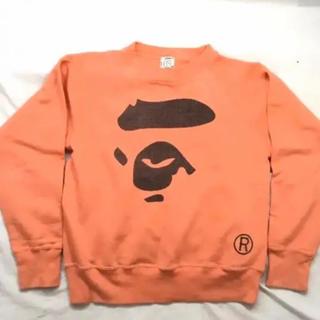 アベイシングエイプ(A BATHING APE)のアベイジングエイプ トレーナー(Tシャツ/カットソー(七分/長袖))