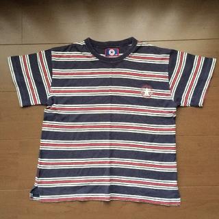 CONVERSE - 【CONVERSE】男児ボーダーTシャツ 120