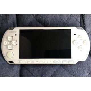 プレイステーションポータブル(PlayStation Portable)のPSP 3000 本体 セット(携帯用ゲーム機本体)