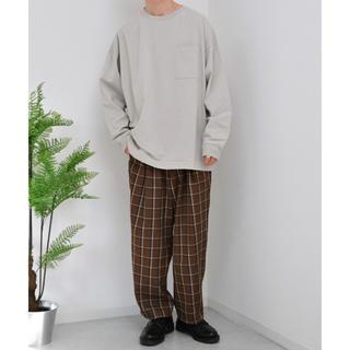 ハレ(HARE)のウルトラルーズシルエットロンT kutir(Tシャツ(長袖/七分))