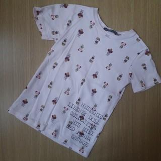 ヒステリックミニ(HYSTERIC MINI)のヒステリックミニ 半袖 120(Tシャツ/カットソー)