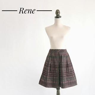 ルネ(René)のRene ルネ スカート(ミニスカート)