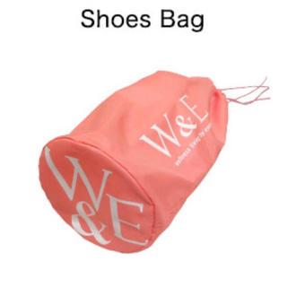 W&E シューズバッグ タグ付き未使用品(その他)