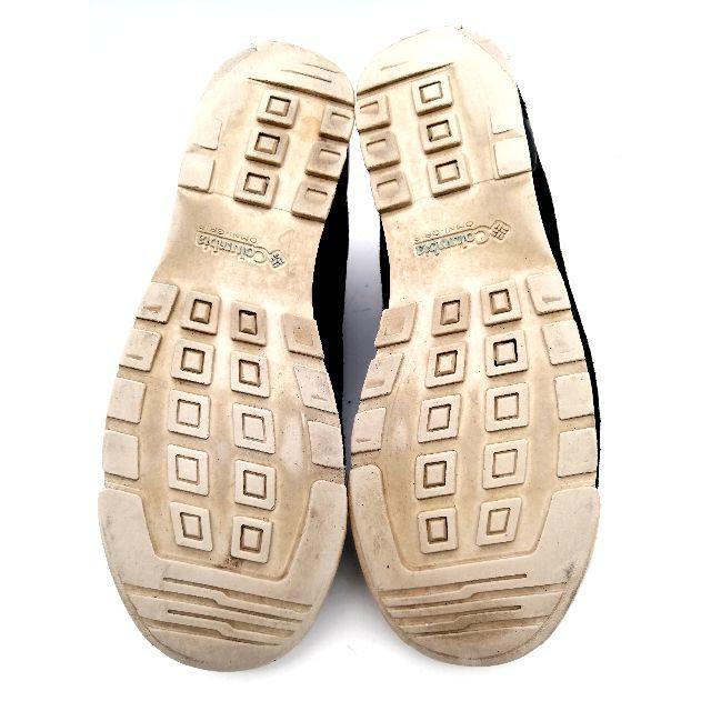 Columbia(コロンビア)のColumbia コロンビア メンズ トレッキングシューズ 26.0㎝ 黒 メンズの靴/シューズ(ブーツ)の商品写真