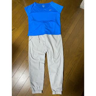 ナイキ(NIKE)の☆未使用☆NIKE  Tシャツ UNIQLO  パンツ(ヨガ)