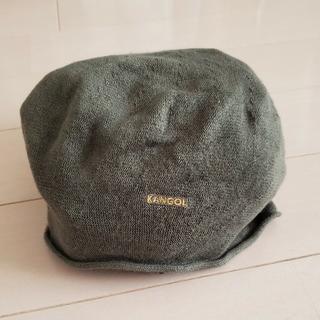 カンゴール(KANGOL)のカンゴルー(ハンチング/ベレー帽)
