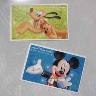 ディズニー(Disney)の【期限切れ】ディズニーチケット 大人2枚(遊園地/テーマパーク)